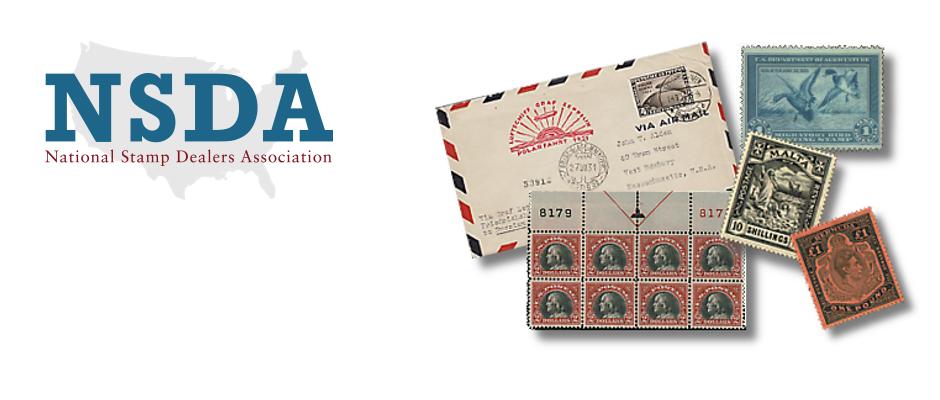 NSDA - National Stamp Dealers' Association