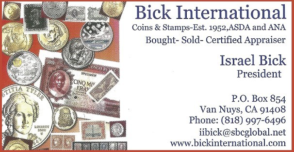 Bick International (Israel Bick)
