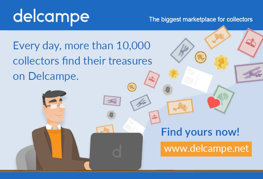 Delcampe - The biggest marketplace for collectors
