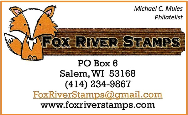 Fox River Stamps (Michael Mules)