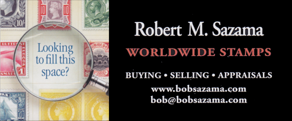 Worldwide Stamps - buying - Selling - Appraisals